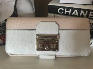 Guess Geldbörse Portmonee Rosa Weiß
