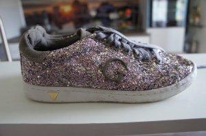 GUESS Glitzer Schuhe Größe 37
