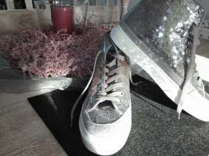 GUESS Glitzer Sneaker
