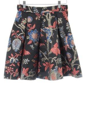 Guess Flared Skirt floral pattern elegant