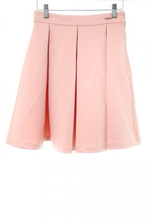 Guess Flared Skirt pink elegant