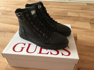 Guess Zapatillas altas negro