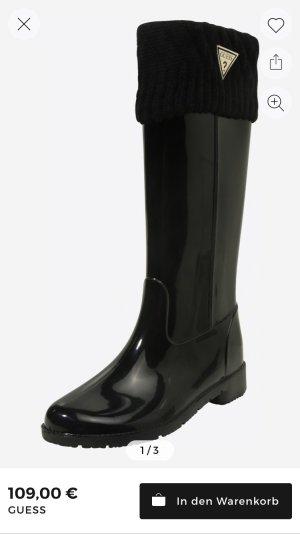 Guess Wellington laarzen zwart
