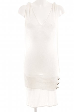 Guess Top de ganchillo blanco Estilo playero