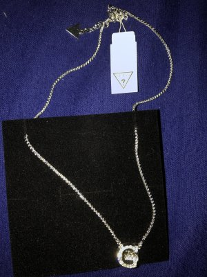 Guess Ketting zilver