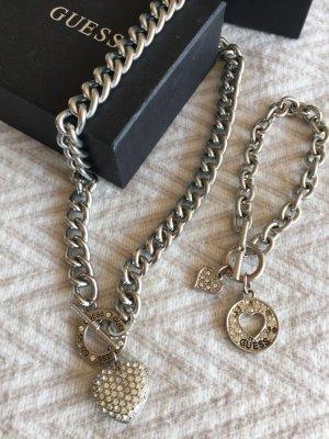 Guess Halskette und Armband