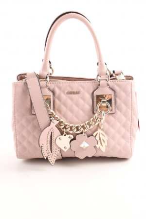 Guess Handtasche pink Casual-Look