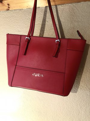Guess Shopper rood