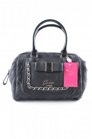 Guess Handtasche anthrazit Casual-Look