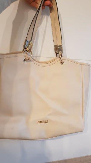 Guess Handtas room-beige