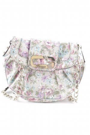 Guess Handtasche florales Muster Casual-Look