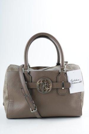 Guess Handtasche grafisches Muster Business-Look