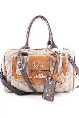 Guess Bolso marrón claro-beige look Street-Style