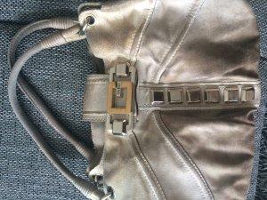 GUESS Handtasche in beige