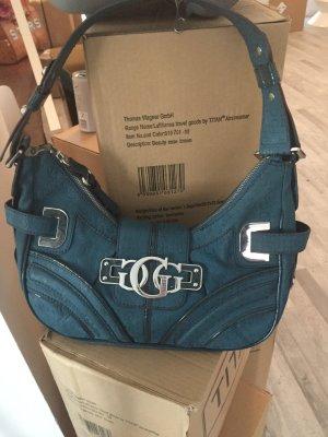 Guess Handtasche in blau