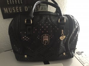 GUESS Handtasche in der Farbe Schwarz/silber - Original! NEUWERTIG
