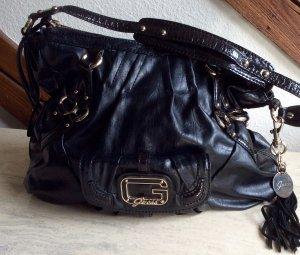 Guess Handtasche in schwarz