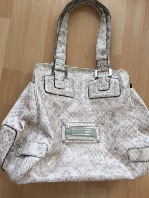 Guess Handbag oatmeal-light grey