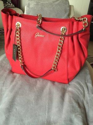 GUESS Handtasche NEU mit Etikett rot