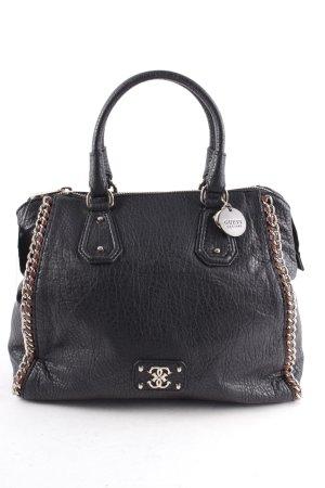 Guess Handtasche schwarz Casual-Look