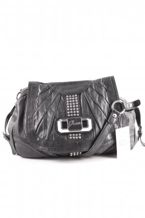 Guess Bolso negro look casual