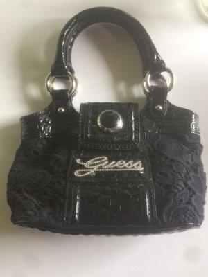 *Guess* Handtasche schwarz, chic, elegant