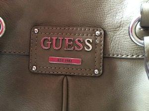 Guess Handtasche, taupe
