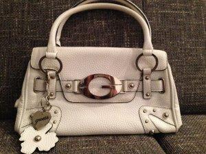 GUESS Handtasche weiß
