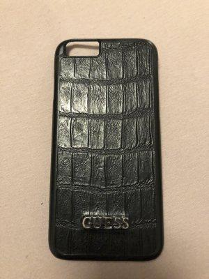 Guess Handyhülle schwarz für iphone 6/6s