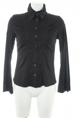 Guess Blusa-camisa negro estilo «business»