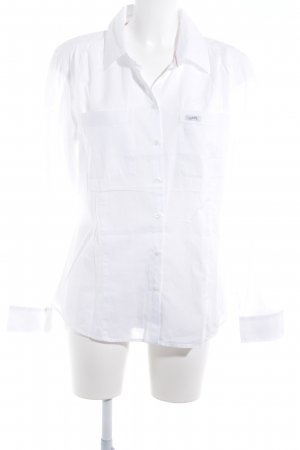 Guess Blusa-camisa blanco estilo «business»