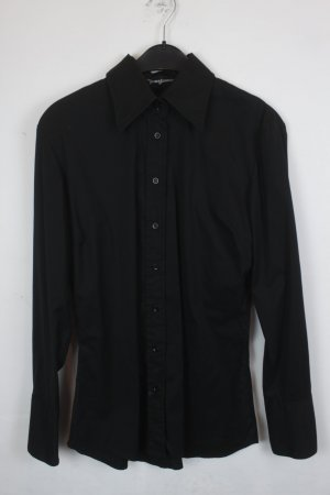 Guess Formal Shirt black cotton