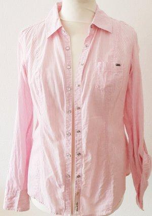 Guess Camicia a maniche lunghe rosa antico