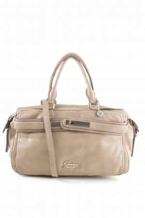 Guess Henkeltasche creme Business-Look