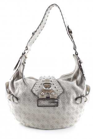 Guess Carry Bag allover print vintage look