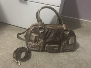 Guess Carry Bag bronze-colored-brown
