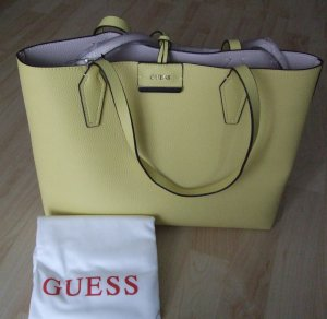 Guess Tote primrose-grey brown synthetic