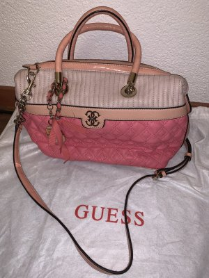 Guess Sac Baril rose-rosé