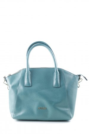 Guess Carry Bag cadet blue casual look