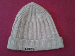 Guess Knitted Hat multicolored