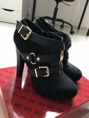 Guess High Heel Ankle Boots