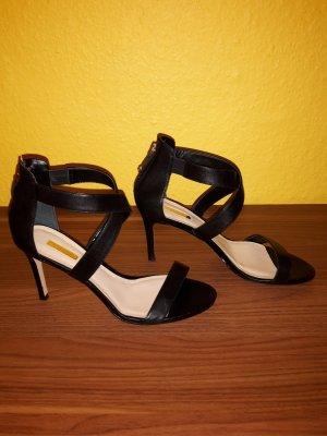 Guess High Heel Sandalette schwarz Gr. 41 bzw. US 10