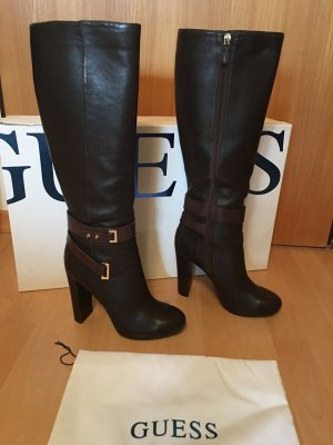 Guess High Heel Stiefel - dark brown Gr. 41
