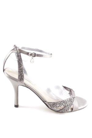 Guess High Heels silberfarben Elegant