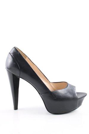 Guess High Heels schwarz Casual-Look