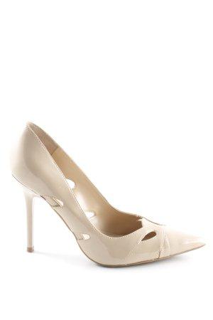 18ee43b205bed9 Guess High Heels beige Elegant