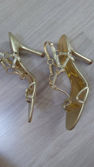 Guess High Heels gold