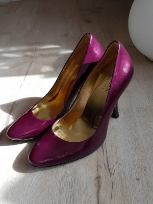 Guess Tacones altos lila