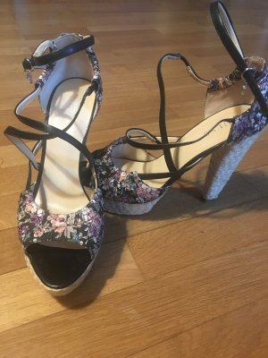 Guess High-Heeled Sandals multicolored