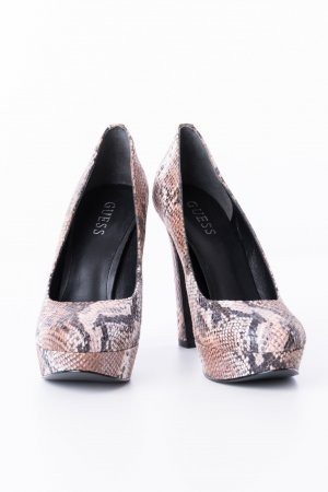 GUESS - High Heels Reptilien-Look